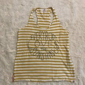 Sundry- Everybody loves sunshine tank- M